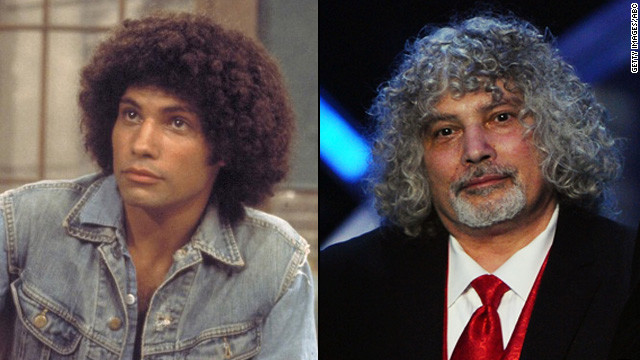 After &quot;Welcome Back, Kotter,&quot; Robert Hegyes played Det. Manny Esposito on CBS' &quot;Cagney &amp;amp; Lacey&quot; in the late 1980s. Hegyes&lt;a href='http://marquee.blogs.cnn.com/2012/01/27/welcome-back-kotters-robert-hegyes-has-died/' target='_blank'&gt; died&lt;/a&gt; in January at 60.