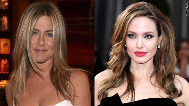 Many people are referencing Brangelina in the wake of the Jennifer Aniston-Justin Theroux engagement.