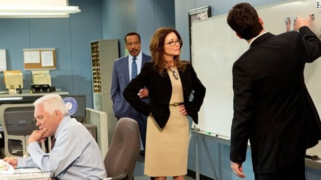 Mary McDonnell stars in TNT's