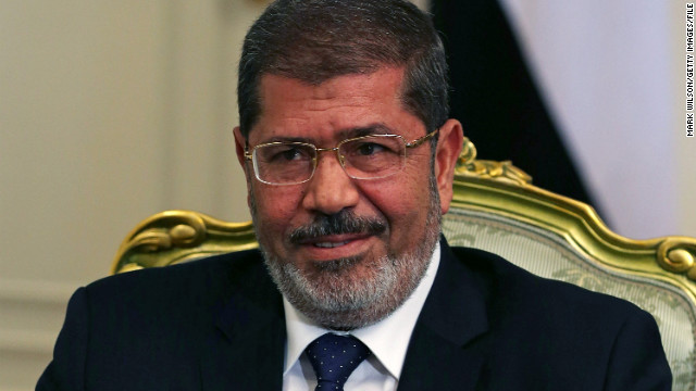 Egyptian President Mohamed Morsy is reshaping his country's military leadership.