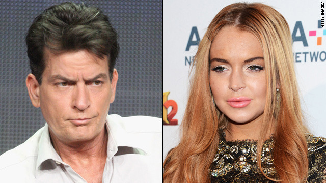 Sheen and Lohan to die in 'Scary Movie 5'?