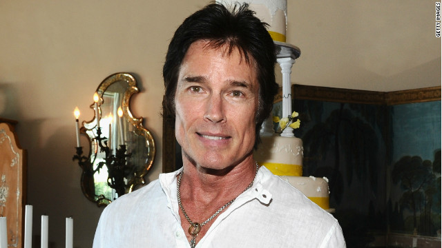 Ronn Moss, shown in 2011 in Los Angeles, California, has been on