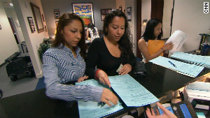  Ana and Juana Ramirez were brought to the U.S. by their parents without documentation when they were toddlers.