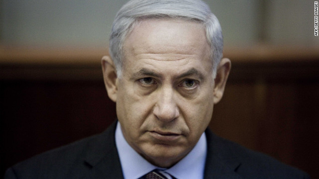 Israeli Prime Minister Benjamin Netanyahu, pictured here on 12 August, 2012, took the rare step of summoning the entire Cabinet to discuss the new five-year strategy.