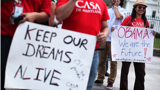 Opinion: Today, America welcomes young immigrants