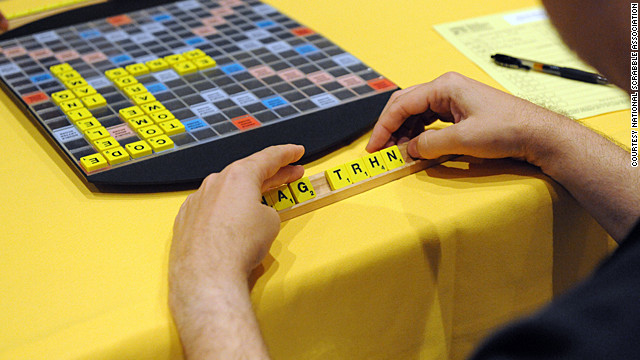 Teen kicked out of SCRABBLE tournament for hiding blank tiles