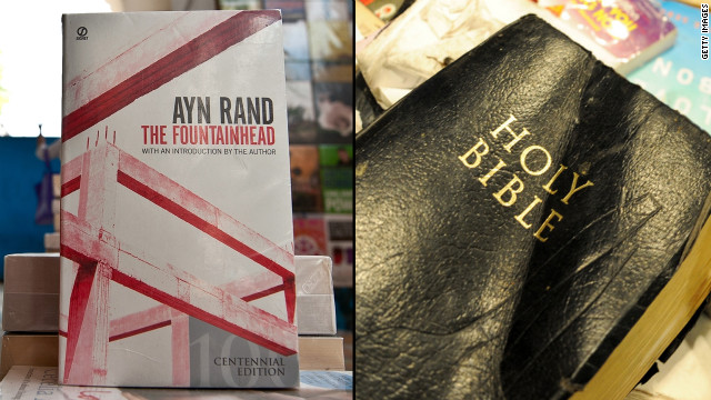 My Take: Christianity and Ayn Rand's philosophy are 2 distinct religions