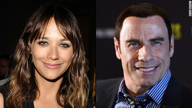 Rashida Jones: Sorry for saying John Travolta should 'come out'