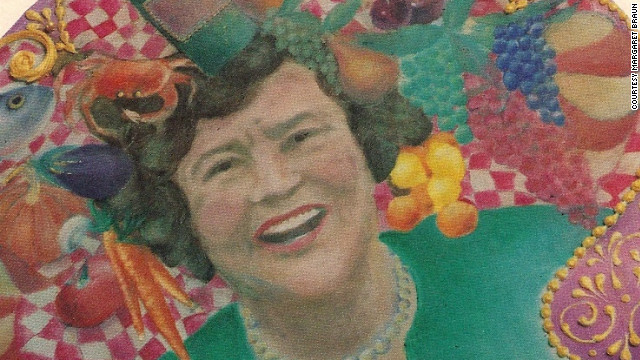 Box lunch: Julia Child edition