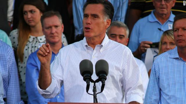 Mitt Romney afronta el reto de transmitir una política social incluyente