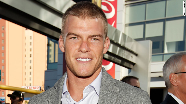 Alan Ritchson will play District 1's Gloss in the film.