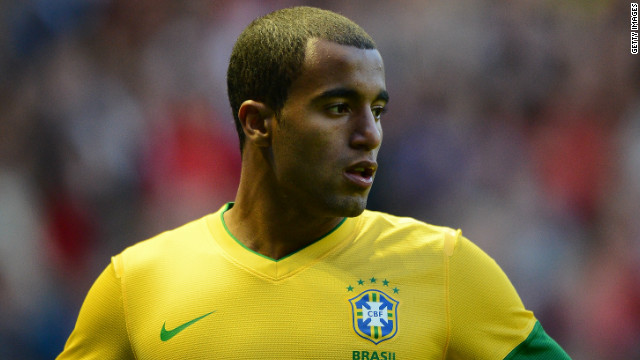 Sao Paulo to Paris Saint-Germain<br/><br/>The $55 million paid by PSG for 19-year-old midfielder Lucas Moura broke the Brazilian transfer record for the third time this year, eclipsing the fee the French club spent on Thiago Silva and Chelsea's deal for Oscar. He will move to Paris in January, becoming the sixth Brazilian at the club.