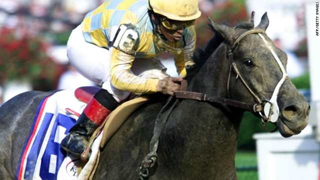 Jorge Chavez rode Monarchos to victory in the 2001 Kentucky Derby in the second fastest time in the race's history, with only the legendary Secretariat going faster. 