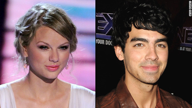 Joe Jonas: Swift's new song isn't about me