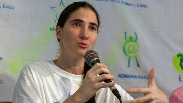 Reportan la detención de la bloguera disidente cubana Yoani Sánchez