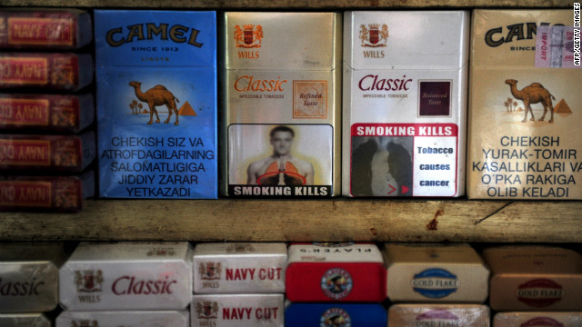 Much pack cigarettes Wisconsin 2015