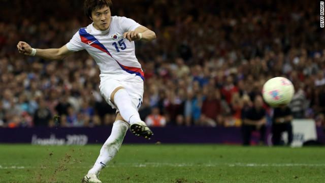 En el limbo está la medalla de un futbolista surcoreano que participó en las Olimpiadas
