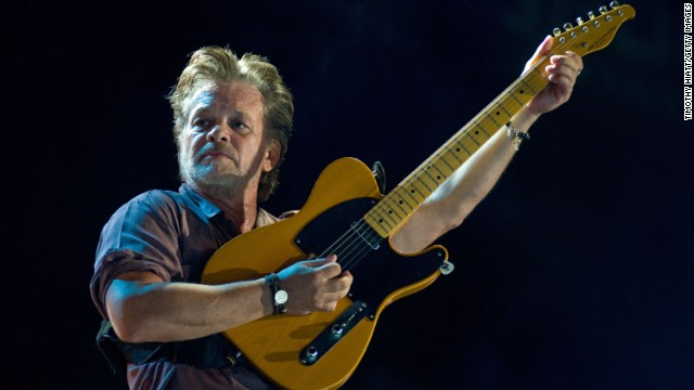 John Mellencamp asked the McCain campaign to not use his songs &quot;Our Country&quot; and &quot;Pink Houses&quot; while campaigning. 