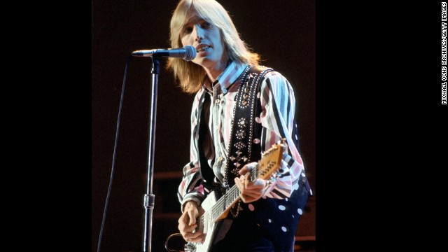 Tom Petty objected to Michele Bachmann's campaign playing his 1977 hit &quot;American Girl&quot; after it was played during the kickoff event for the Minnesota representative's presidential bid. 