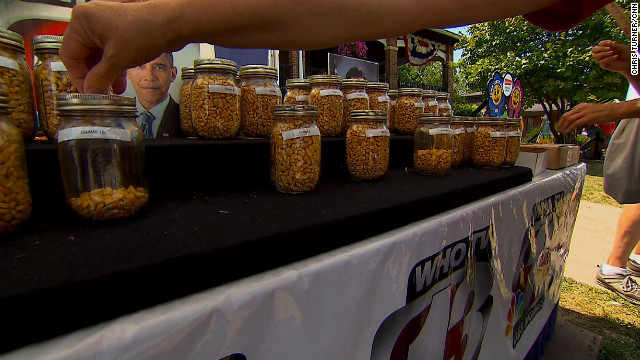 With more than 30,000 kernels cast, Romney leads Obama, who won Iowa by more than 10 percentage points four years ago.<br/><br/>