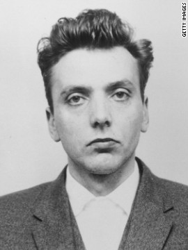 Ian Brady was sentenced to life imprisonment on 6 May 1966 for the murders of Edward Evans, Lesley Ann Downey and 12-year-old John Kilbride.
