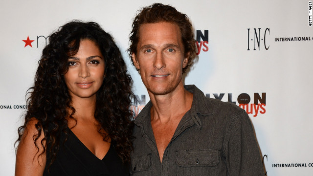McConaughey on slimming down for 'The Dallas Buyer's Club'