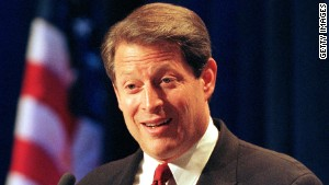 Katz had great fun with Al Gore\'s stiff public image, and Gore used the lines to mock himself.