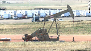 Workers have descended upon Williston, North Dakota, for oil industry jobs that pay six figures.