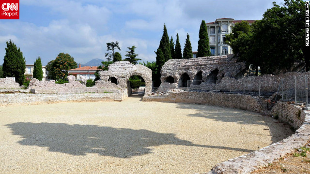 The city's Cimiez neighborhood is home to <a href='http://ireport.cnn.com/docs/DOC-826524'>Roman ruins and an archaeology museum</a>.