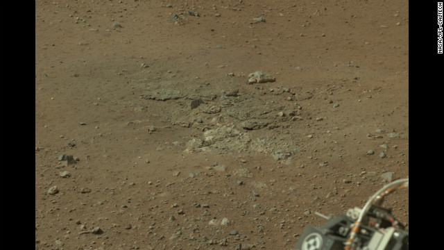 cnn mars rover picture penny - photo #13
