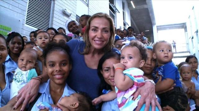Catalina Escobar, la mujer que da esperanza a las jóvenes colombianas