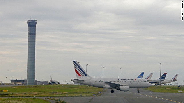 In the end, passengers of the Air France flight did not have to go into their pockets to help fuel the plane. (File)