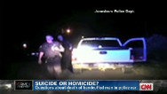 Dash cam video before Chavis Carter death