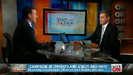 "Santorum: Biden ""played the race card"""