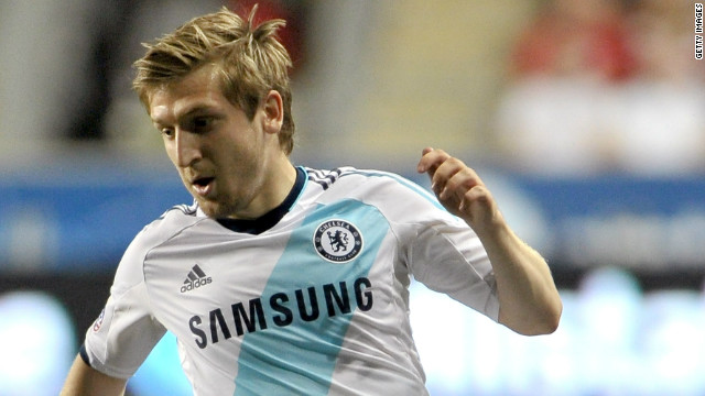 Werder Bremen to Chelsea&lt;br/&gt;&lt;br/&gt;Germany midfielder Marko Marin agreed his $9.5 million move to Chelsea before last season had even finished, and the 23-year-old is expected to make a big impact for the European champions with the skills that have seen him dubbed &quot;the German Messi.&quot;