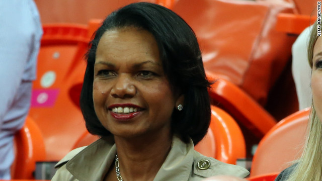 Faculty and students at Rutgers University convinced former Secretary of State Condoleezza Rice<a href='http://www.cnn.com/2014/05/04/us/condoleeza-rice-rutgers-protests/'> to decline her graduation invitation</a>. The protestors objected to Rice's actions during the war in Iraq.