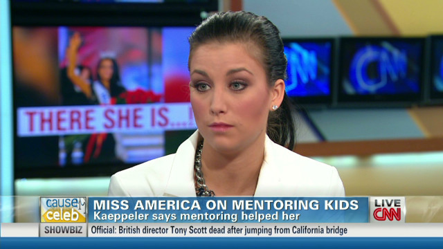 Miss America Laura Kaeppeler On Her National Collaboration With Big Brothers  Big Sisters And
