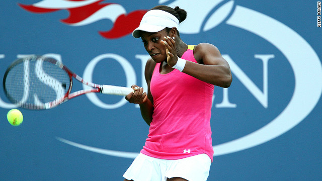Sloane Stephens: Tennis\' rising star