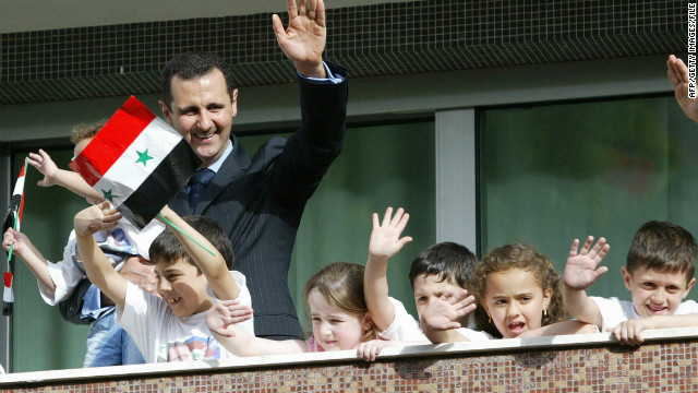 The Bashar al-Assad I know