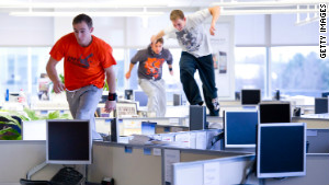 'Generation Y' set to transform office life