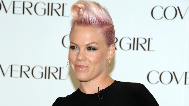 Pink is one of the artists who will be featured on 