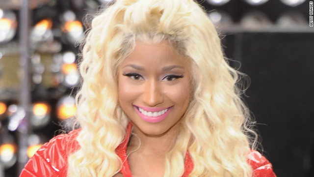 Nicki Minaj, maybe 'Idol' judge, unveils new fragrance