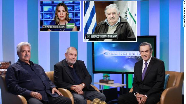 José Mujica y su plan de legalizar la marihuana en Uruguay, en Oppenheimer Presenta