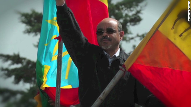 Muere el primer ministro de Etiopía a los 57 años