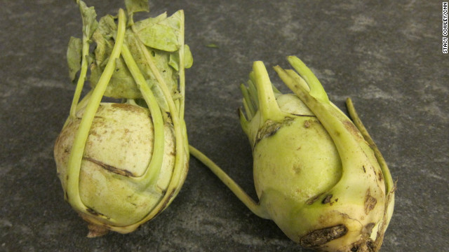CSI: CSA – kohlrabi, a highly adaptable space octopus