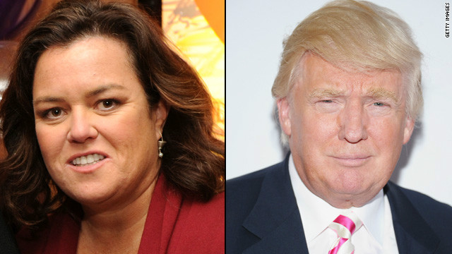 Rosie O'Donnell wary of Trump's kind tweet