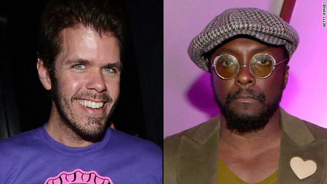Gossip blogger Perez Hilton claimed Will.i.am and his security guards attacked him at an awards show over some unkind words he had written about the musician's Black Eyed Peas bandmate Fergie. Will.i.am denied he had anything to do with it.