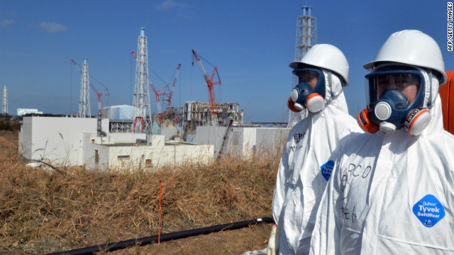 Record radiation found in fish near Fukushima plant
