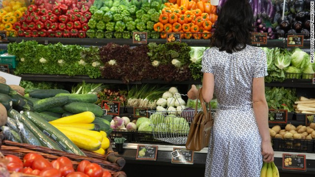 How to buy healthy food on a tight budget