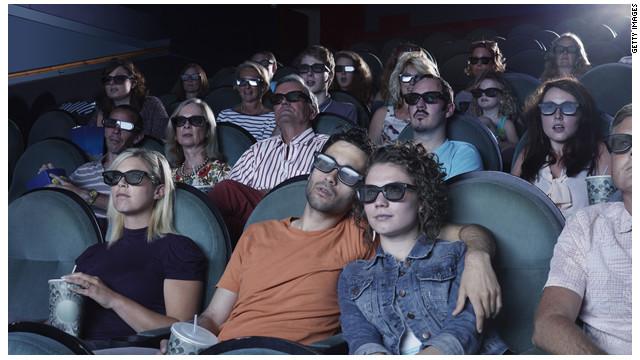 Una nueva tecnología permitiría ver películas en 3D sin necesidad de gafas